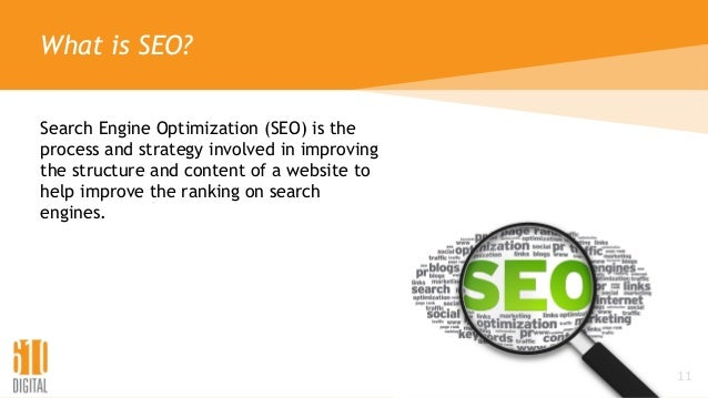 What is SEO? Search Engine Optimization (SEO) is the process and strategy involved in improving the structure and content ...