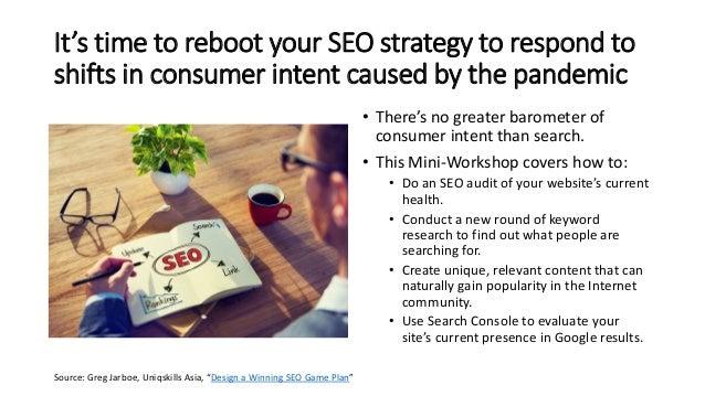 SEO for marketers Slide 2