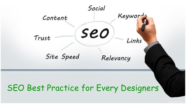 SEO Best Practice for Every Designers