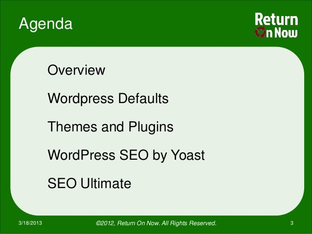 SEO for WordPress - 웹