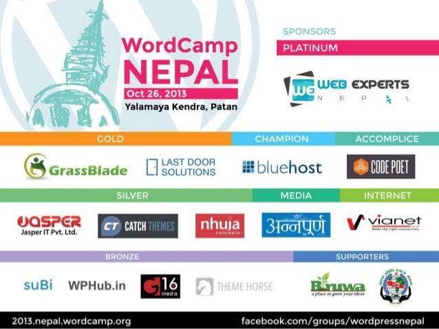 SEO for WordPress Presentation by Santosh Raut