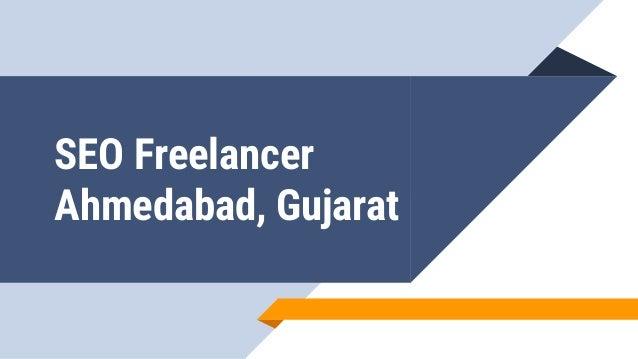 SEO Freelancer Ahmedabad, Gujarat