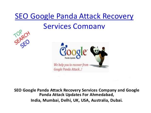 SEO Google Panda Attack Recovery Services Company SEO Google Panda Attack Recovery Services Company and Google Panda Attac...