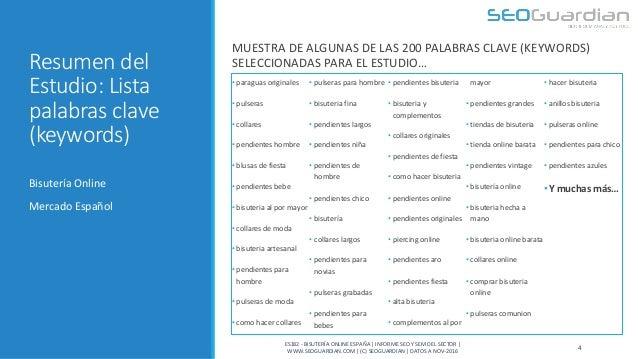 8d6550028aa1 SEOGuardian - Bisutería online en España - Actualización