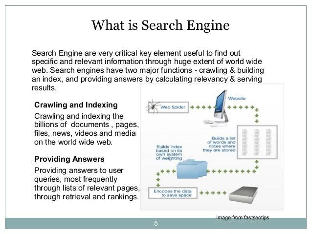 Google Search Engine Updates