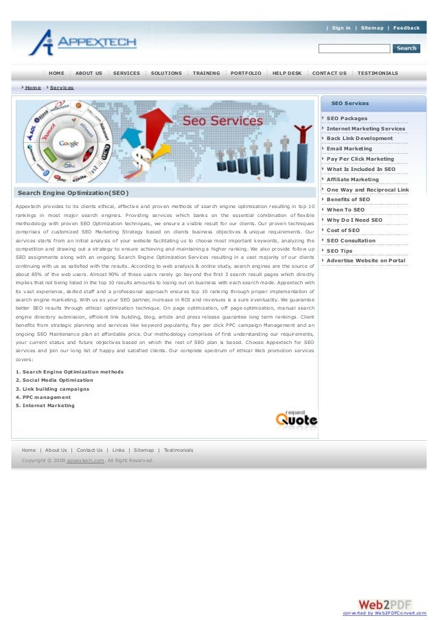 | Sign in | Sitemap | Feedback             HOME        ABOUT US       SERVICES        SOLUTIONS        TRAINING        POR...