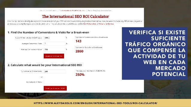 #SEOINTERNACIONAL POR @ALEYDA DE #ORAINTI EN #INDUSMEDIA2018 VERIFICA SI EXISTE SUFICIENTE TRÁFICO ORGÁNICO QUE COMPENSE L...