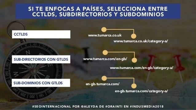 #SEOINTERNACIONAL POR @ALEYDA DE #ORAINTI EN #INDUSMEDIA2018 www.tumarca.co.uk www.tumarca.co.uk/category-a/ www.tumarca.c...