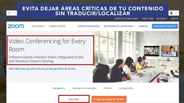 #SEOINTERNACIONAL POR @ALEYDA DE #ORAINTI EN #INDUSMEDIA2018 EVITA DEJAR ÁREAS CRÍTICAS DE TU CONTENIDO SIN TRADUCIR/LOCAL...