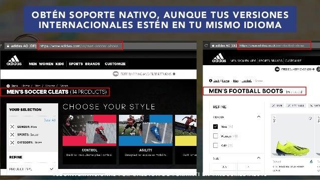 #SEOINTERNACIONAL POR @ALEYDA DE #ORAINTI EN #INDUSMEDIA2018 OBTÉN SOPORTE NATIVO, AUNQUE TUS VERSIONES INTERNACIONALES ES...