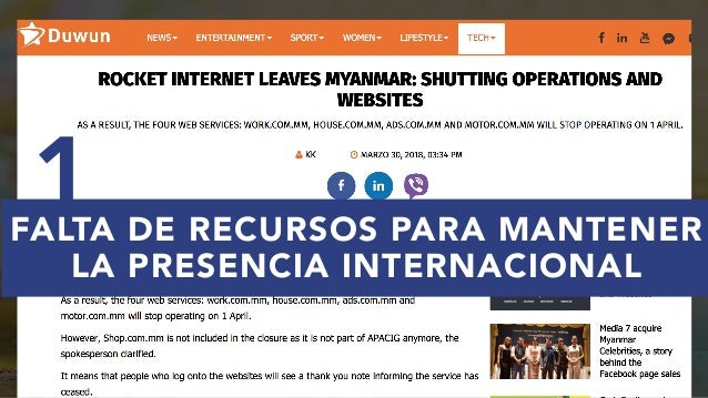 #SEOINTERNACIONAL POR @ALEYDA DE #ORAINTI EN #INDUSMEDIA2018 FALTA DE RECURSOS PARA MANTENER LA PRESENCIA INTERNACIONAL 1