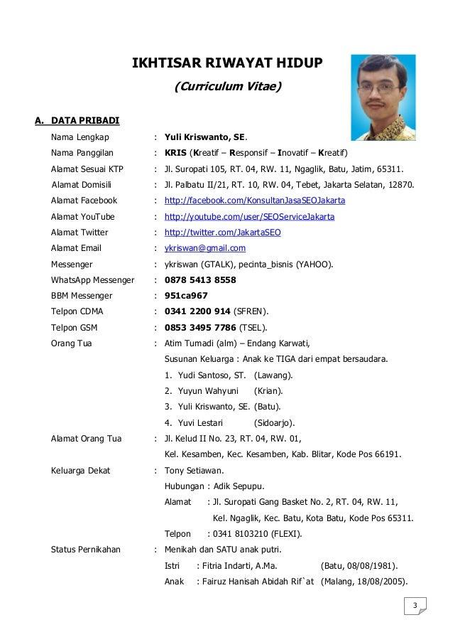 CV Kris Konsultan Jasa SEO Jakarta Kaskus Murah