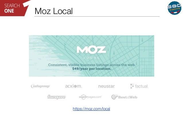 Moz Local  https://moz.com/local