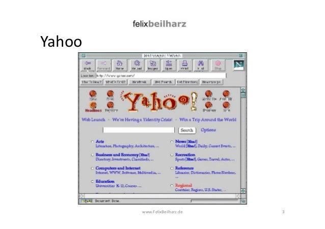 www.FelixBeilharz.de  Yahoo  3