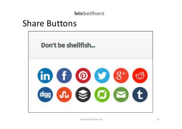 Share Buttons  www.FelixBeilharz.de 54