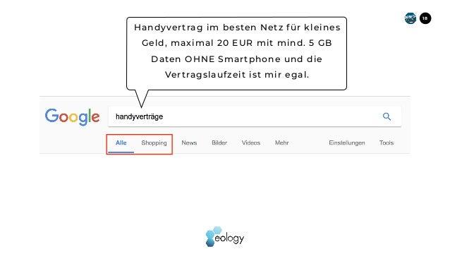 18 Handyvertrag im besten Netz für kleines Geld, maximal 20 EUR mit mind. 5 GB Daten OHNE Smartphone und die Vertragslaufz...