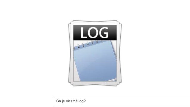 Seologer naživo - Analýza logů Slide 2