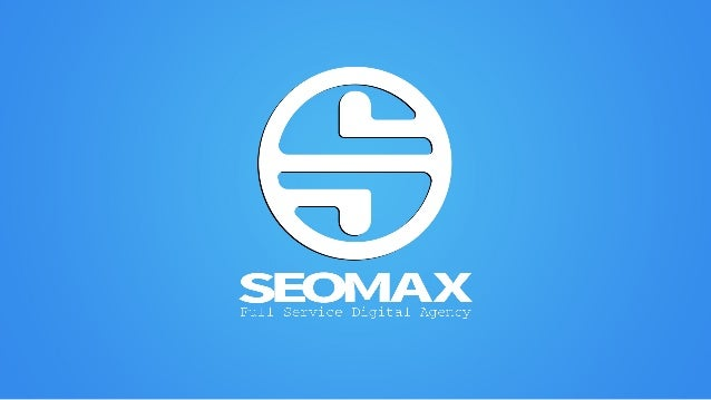 Digital agency SEOMAX presentation - english ver.