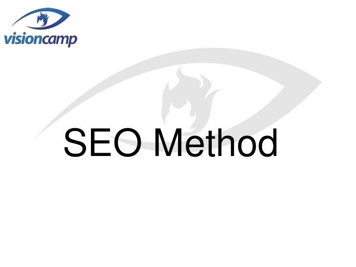 SEO Method