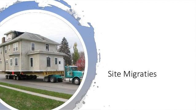 Site Migraties