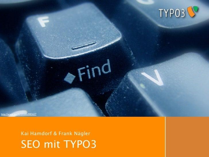 SEO mit TYPO3