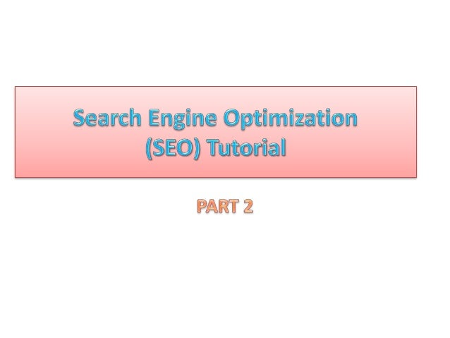 The work of the search engine is divided into three stages, i.e. crawling, indexing and retrieval 1) Crawling The search e...