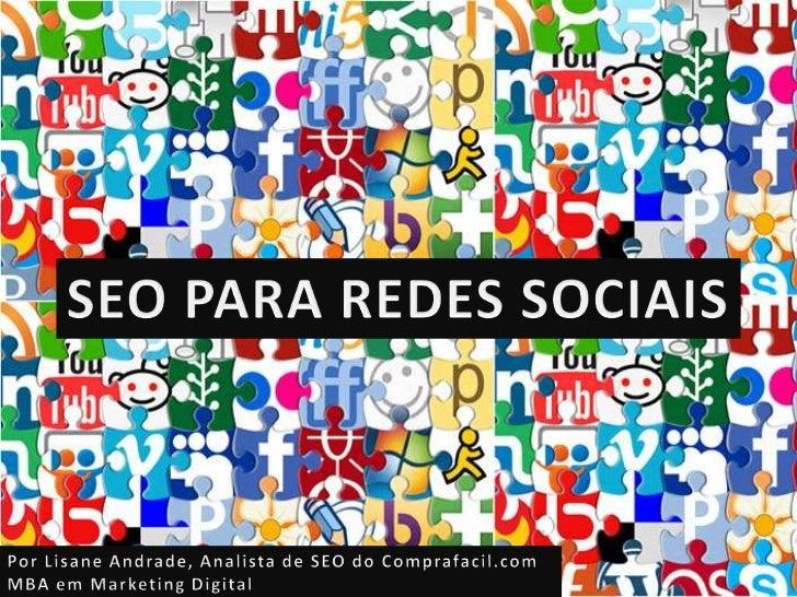 SEO Para Redes Sociais