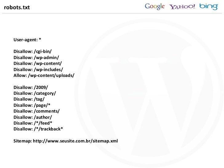 robots.txt User-agent: * Disallow: /cgi-bin/ Disallow: /wp-admin/ Disallow: /wp-content/ Disallow: /wp-includes/ Allow: /w...