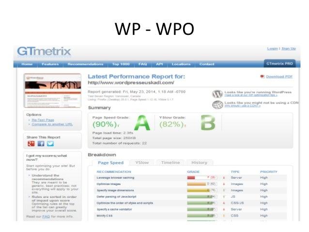 WP - WPO
