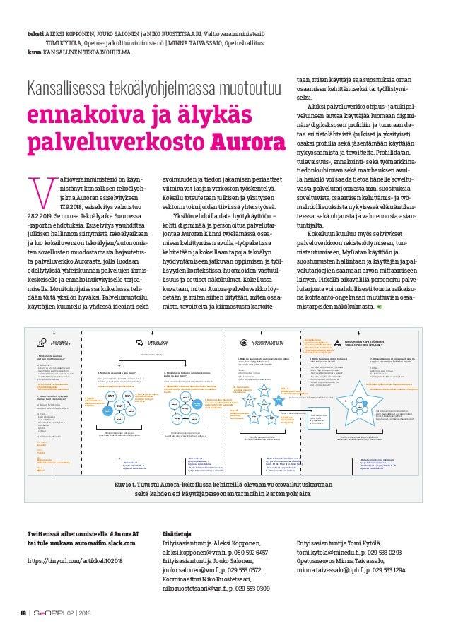 Elo Agenda 2030 Suomessa: Kestävän kehityksen avainkysymykset ja.