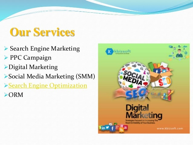 SEO Services Offered By Kbizsoft Solutions Slide 3
