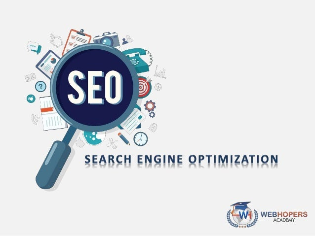 Things to be Covered • What is SEO? • Understanding SERP(Search Engine Results Page) • Keyword Research/Planning • Some Ke...