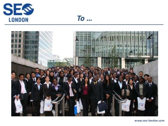 Seo London Presentation 2013