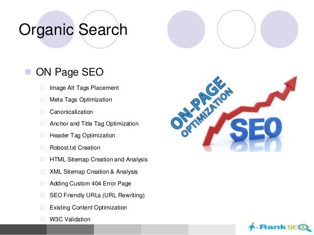 Seo Proposal Sample (Search Engine Optimization Proposal)