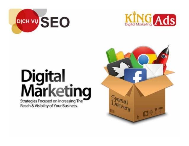 1@sEo   Digital Marketi mg  Strategies Focu on increasing e Reach & Vusibiii o our Business