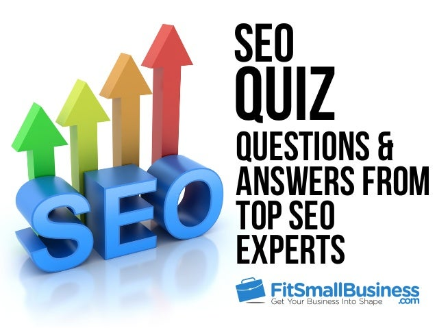 SEO Quiz Questions & Answers From Top SEO Experts