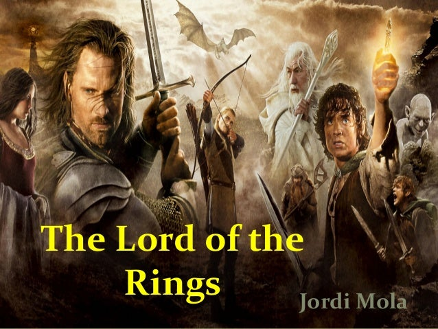 The Lord of the Rings Jordi Mola