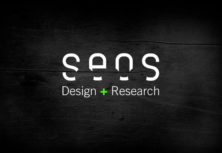 We are a multidisciplinary Sustainable Design and Research agency.