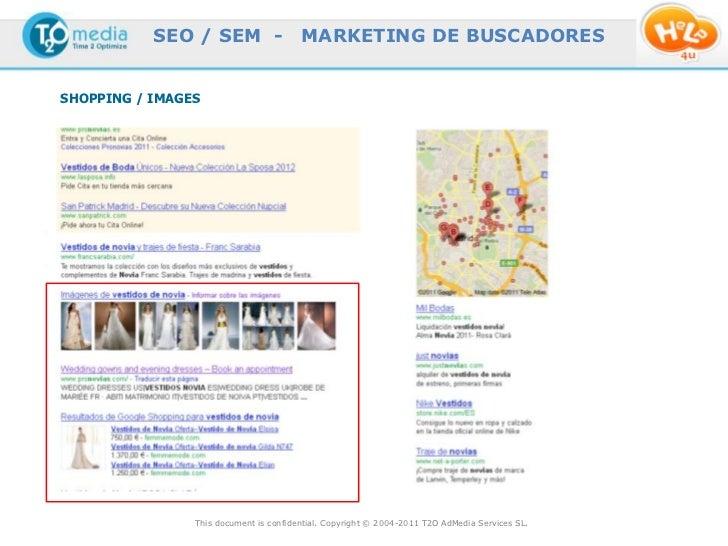 SEO / SEM -                  MARKETING DE BUSCADORESSHOPPING / IMAGES                This document is confidential. Copyri...