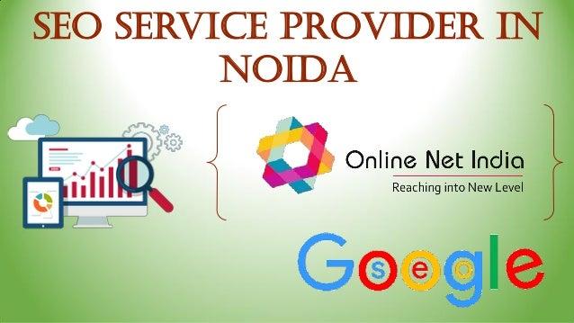 SEO Service Provider in Noida
