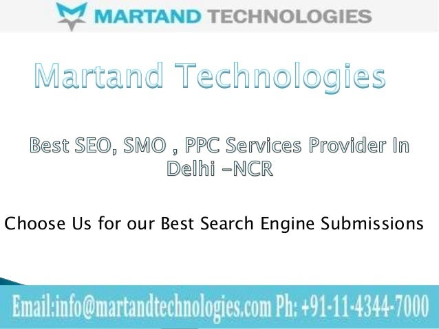 Choose Us for our Best Search Engine Submissions