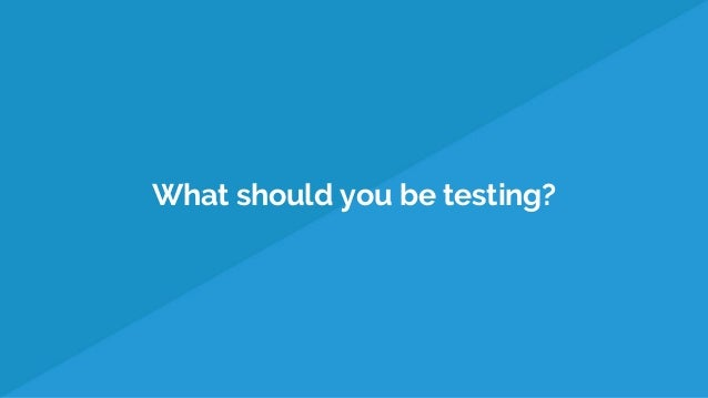 SEO split tests you should run - Will Critchlow Slide 43