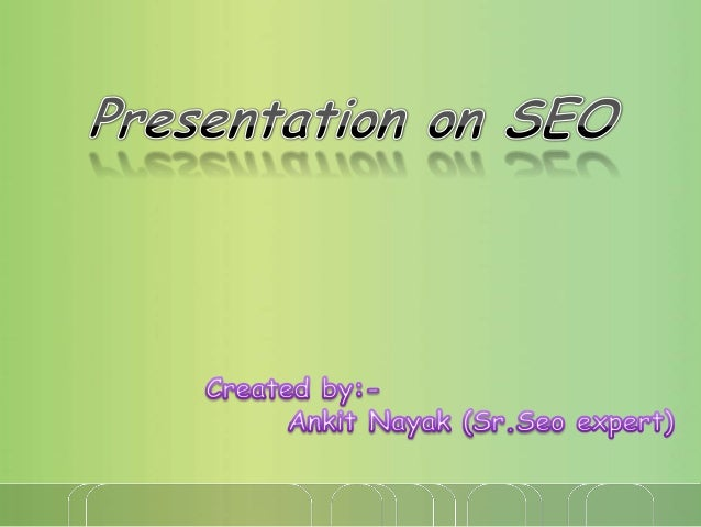 What is SEO? SEO means Search Engine Optimization. SEO is process of increase website visibility in search engine. The ...