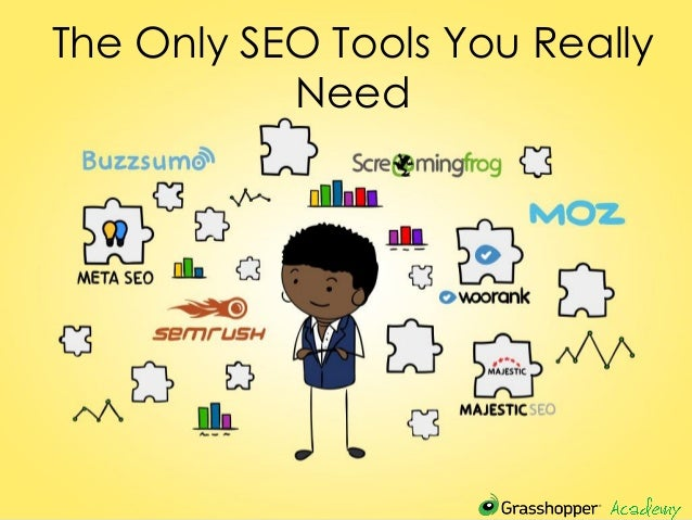 The Only SEO Tools You Really Need