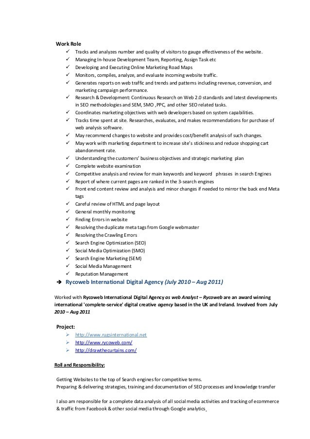 Resume Examples Templates Free Sample Data Analyst Resume