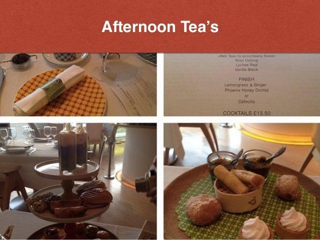 Afternoon Tea's