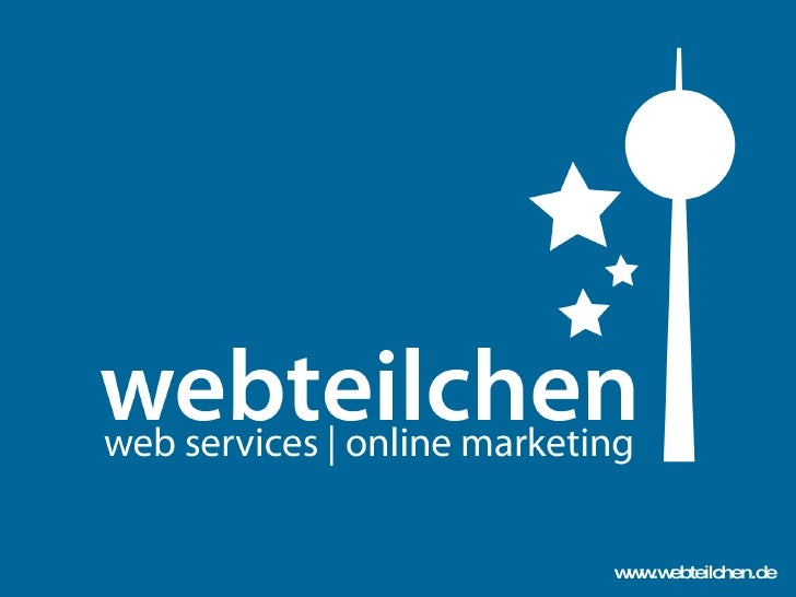 www.webteilchen.de