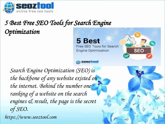 how to search engine optimization for free