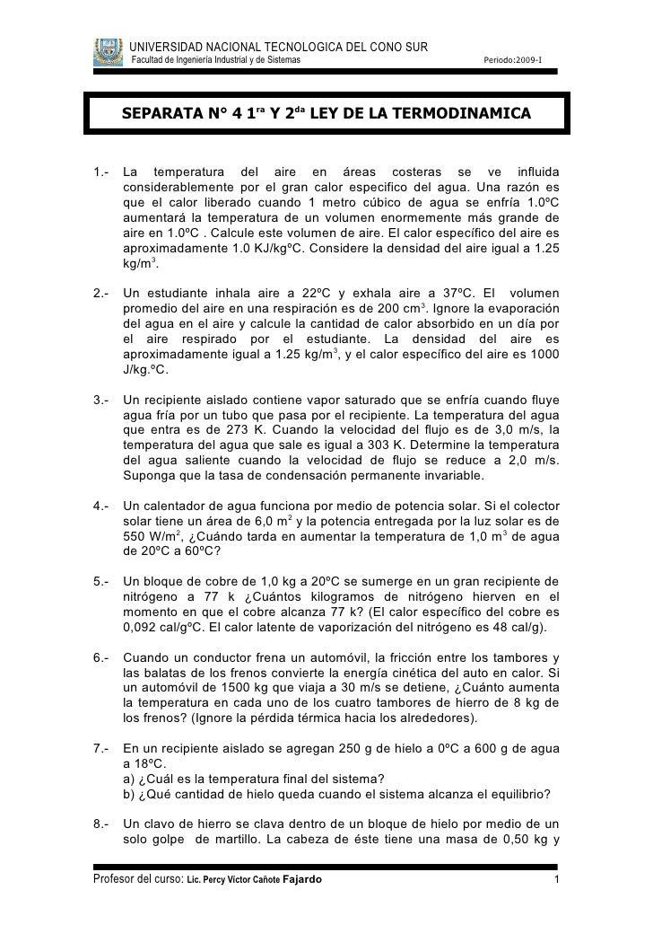 UNIVERSIDAD NACIONAL TECNOLOGICA DEL CONO SUR        Facultad de Ingeniería Industrial y de Sistemas              Periodo:...