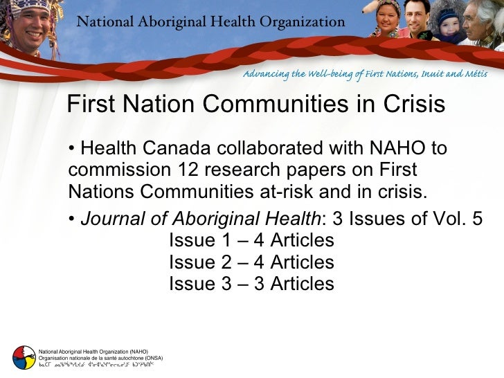 Essay Sample on Indigenous Health